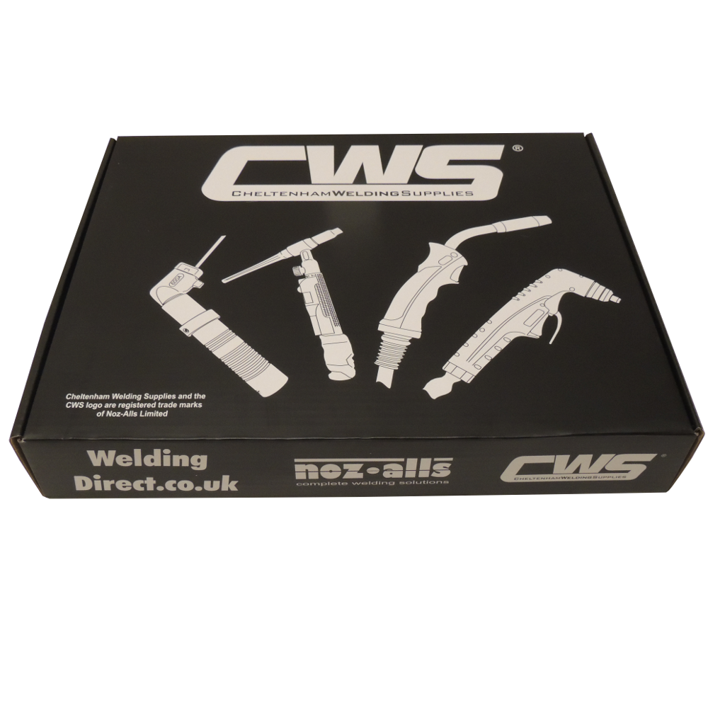 MB15 MIG Torch 3m length CWS Pack